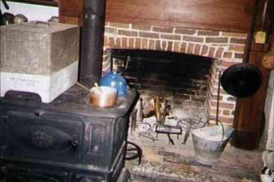 Transition of cooking from hearth to cookstove